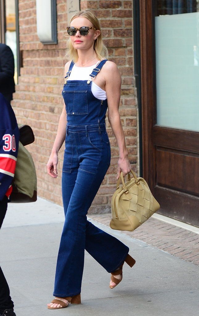 This Is What Happened When Kate Bosworth Gave Up Crossbody Bags: You know when you pick up on a new trend and it just works for you?