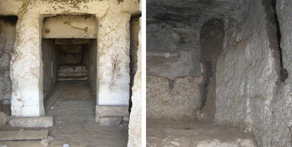 UPDATE 2013-2014: Secret Caves Discovered Under Giza!