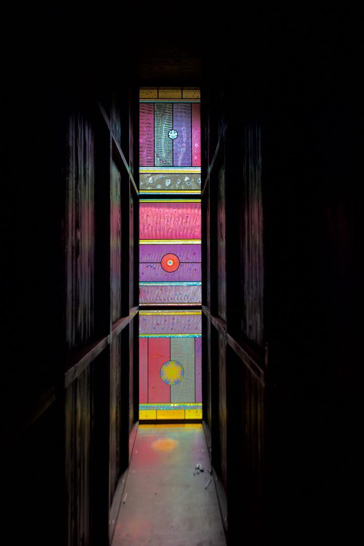 'Silence Corridor' Marc Mulders + Piethein Eek.