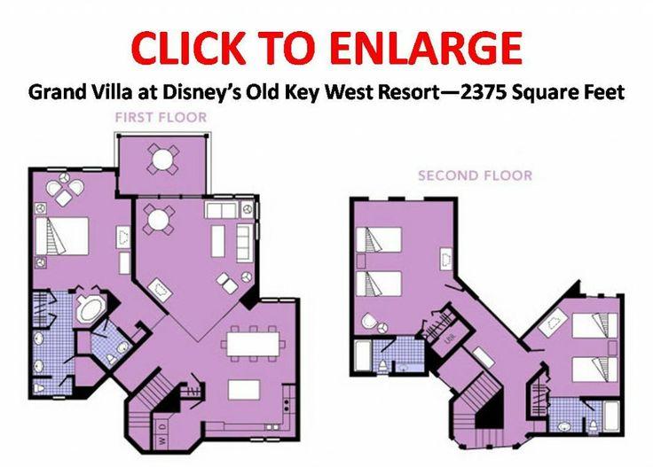 2 bedroom suites in key west fl. review: disney\u0027s old key west resort 2 bedroom suites in fl n