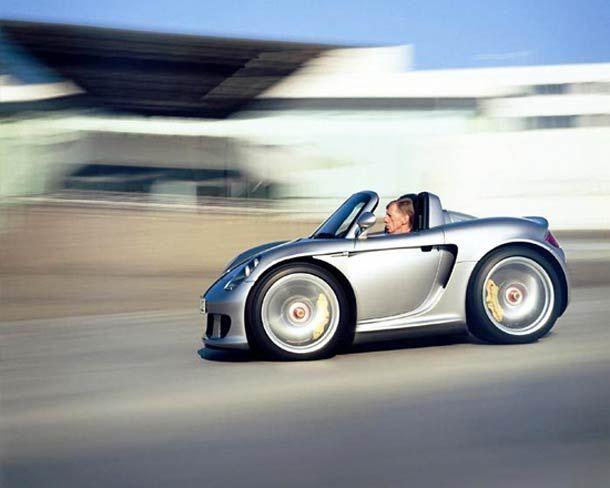 Smamborghini ? Smorsche ? Smaudi A3 ? – The Smart version of luxury cars