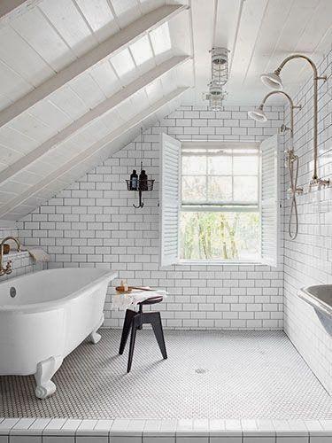 Diseño de Interiores & Arquitectura: 25 Increíbles Ideas Para Una Ducha Abierta