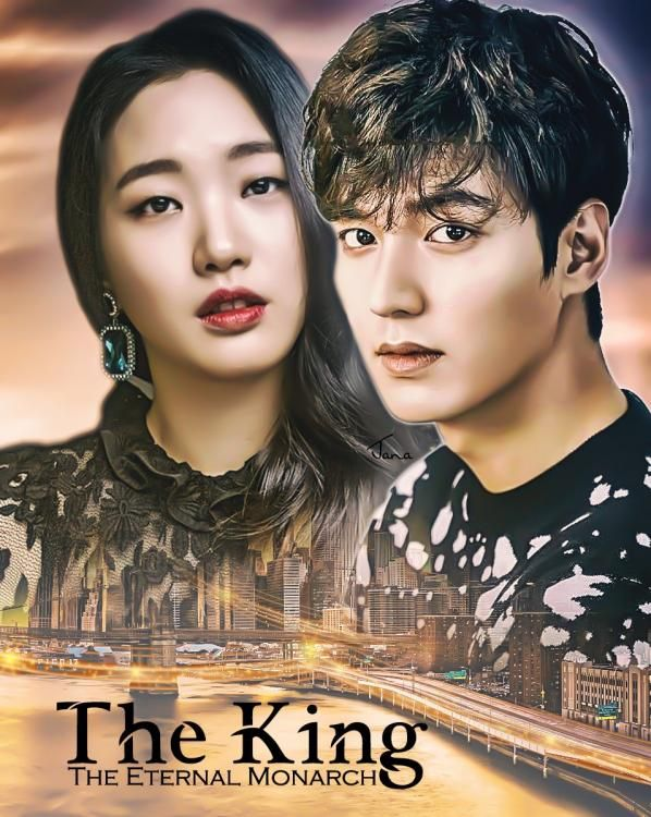 Download Drakor The King The Eternal Monarch : download, drakor, eternal, monarch, King:, Eternal, Monarch, Fanmade, Poster,, 2019., Flowers,, Photos
