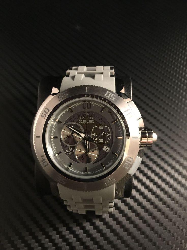 Invicta Mens 5534 Sea Spider Collection Chronograph Watch