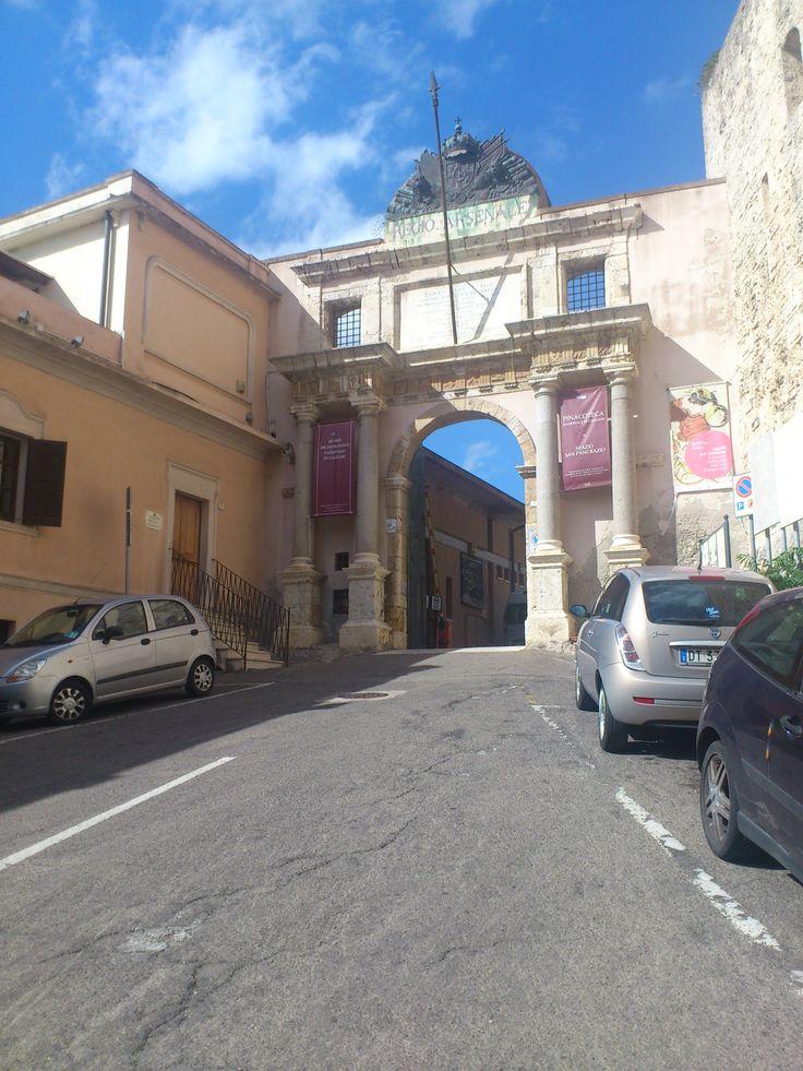 Ingresso Cittadella dei Musei