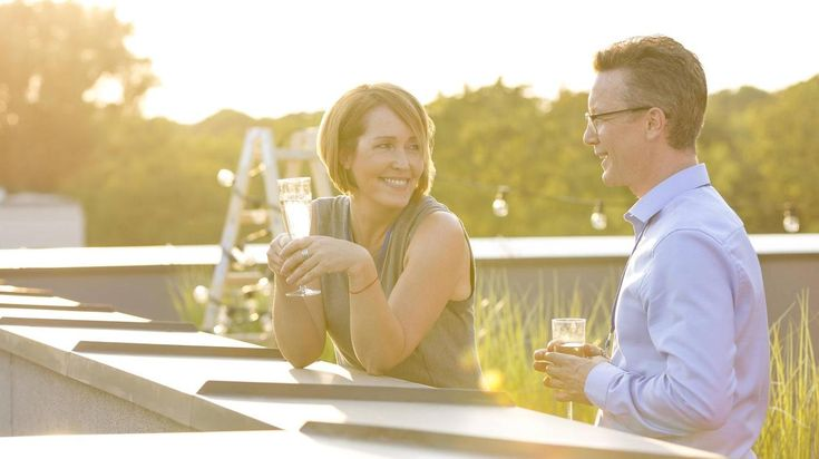 Chatten ab 40 - richtig flirten im Chat