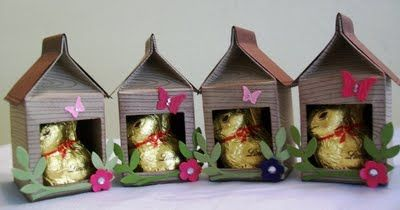 Narelle Hodges-Independent Stampin' Up!® Demonstrator: Cute little Bunny Hutch..