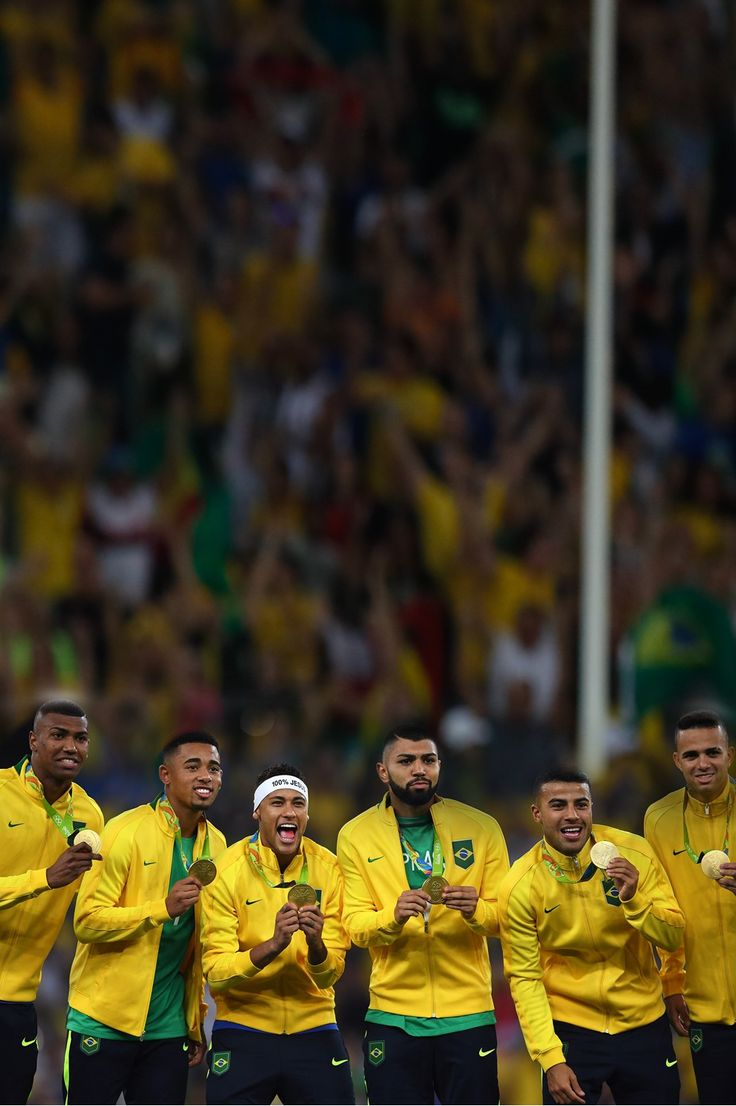 Brazil win Olympic football gold for first time by beating Germany - Rio 2016