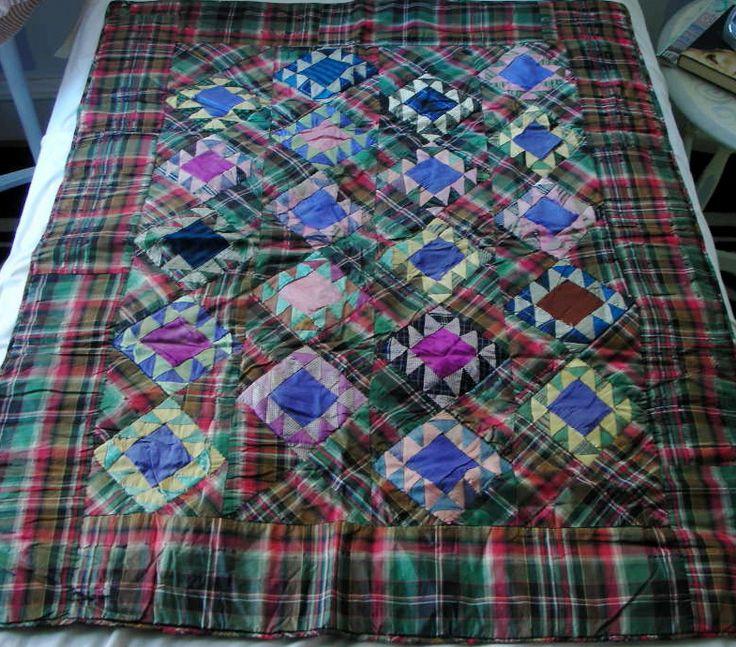 80 best tartan quilts images on Pinterest | Throw blankets, Big ... : tartan quilt - Adamdwight.com