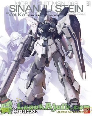 Gundam Mg 161 Msn 06s Sinanju Stein Ver Ka