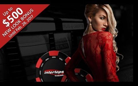 Intertops All New Instant Play Casino February 23, 2017 — St. Johns, Antigua (Press Release) – Intertops Casino one of the world's very first online casinos, has just re-launched its website with a modern new look and an all new Instant Play casino. Its download casino, offering hundreds of real money online casino games from …