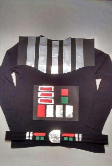 Disfressa de Darth Vader