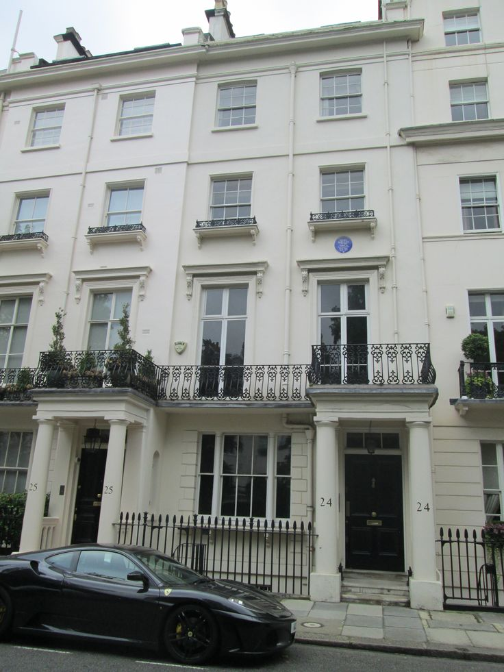 """The home of """"Frankenstein"""" author Mary Shelley"""