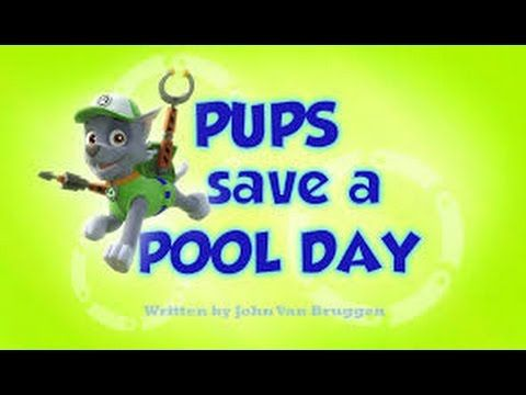 The 25 best ideas about paw patrol episode 1 on pinterest for Pool master tv show wiki