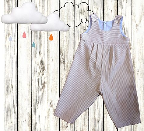 Sur Meuse...ure by Marie-SO ! / Création de vêtements pour enfants. | Salopettes