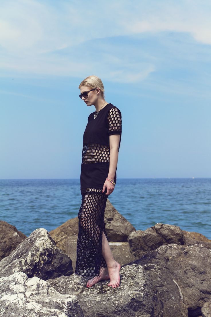 Blogger Confassion in Shabatin net dress!
