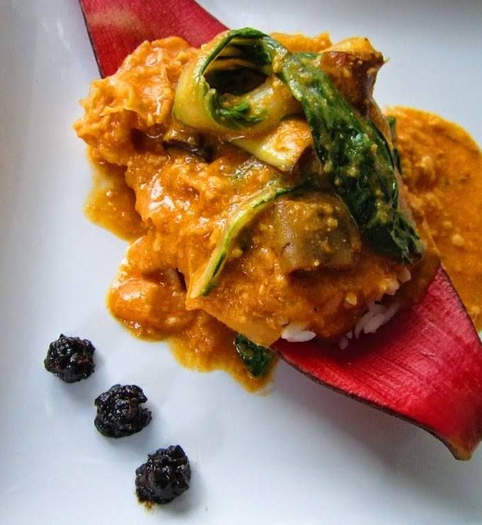 a filipino dish called kare kare Kare-kare is a filipino stew with ox tail,  kare-kare, vegan  save print  kare-kare is favorite dish of mine and its been a while since ive tasted it,.
