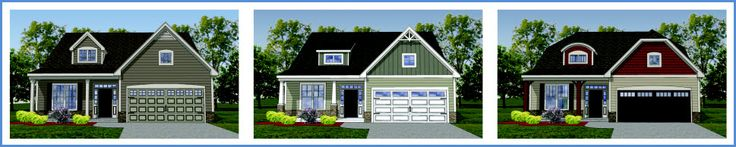 Spacious New Home Floor Plans | H&H Homes | Home Builders in NC
