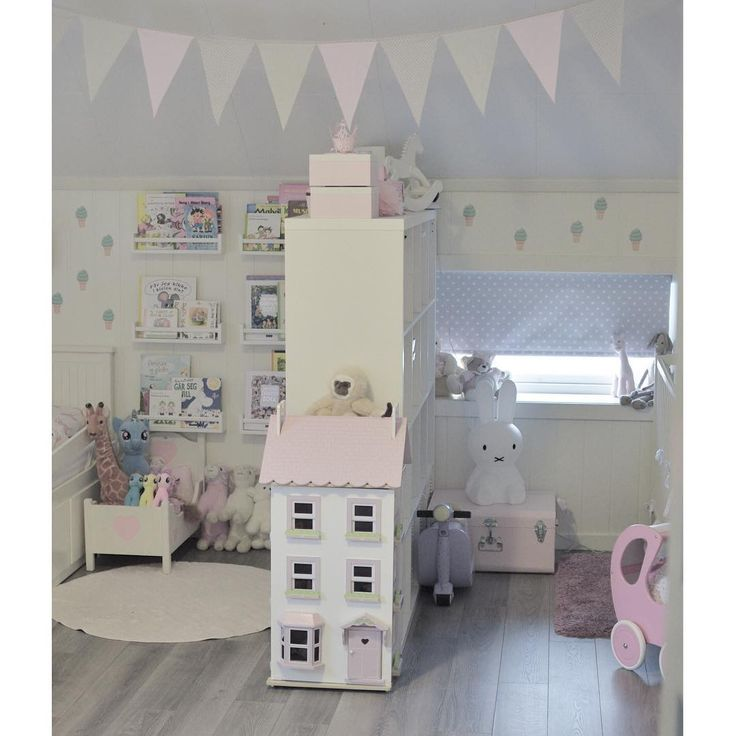 """54 Likes, 16 Comments - Ida Kristin (@idakristinlokken) on Instagram: """"En sjelden gang når rommet er ryddig✨ #barnerom #sprellbutikkene #sostrenegrene #bohus #barneglede…"""""""