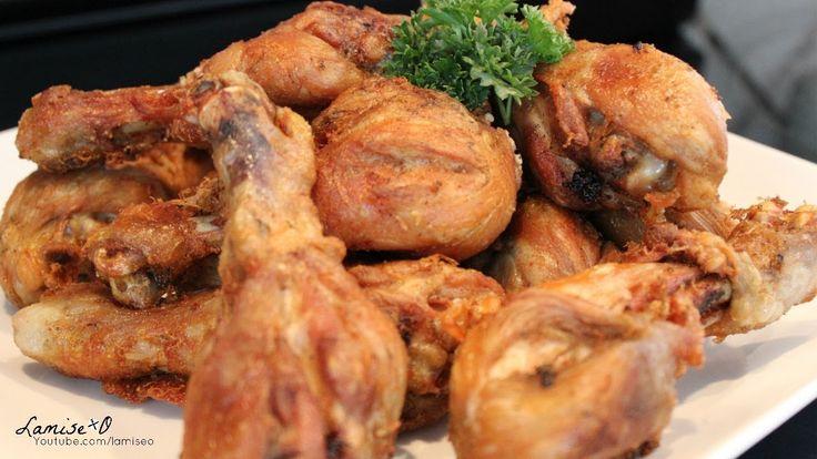 Haitian Fried Chicken | Best Fry Chicken Recipe Without Flour | Episode 132 - YouTube