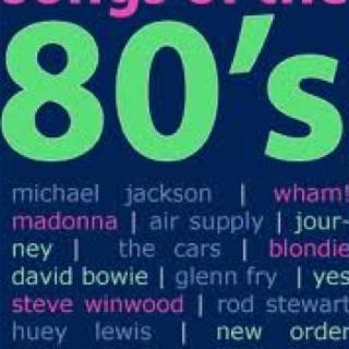 1000 80s music videos