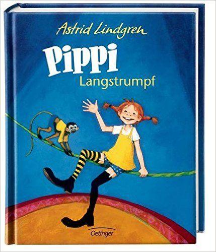 Pippi Langstrumpf (farbig): Astrid Lindgren: Bücher