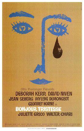 File:Bonjour Tristesse film poster.jpg