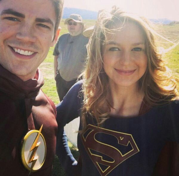 Supergirl & The Flash Crossover is COMING!!!