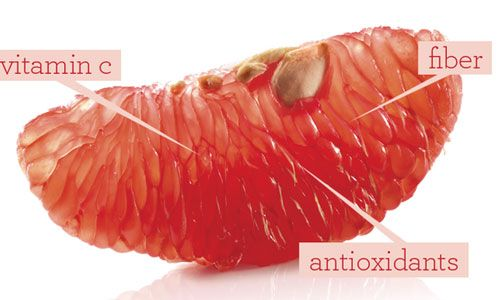 Pompelmo: un frutto ricco di proprietà ma da usare con cautela