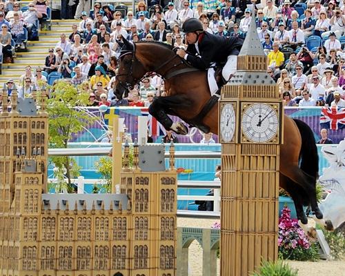 Nick Skelton & Big Star #Show Jumping #glenlyon pony club.