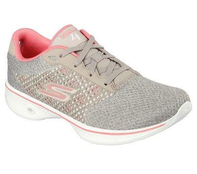 Womens L?ssig Plateau Sneakers Spitze Netz Fitness Athletic Wandern Schn��rschuhe 8guaT