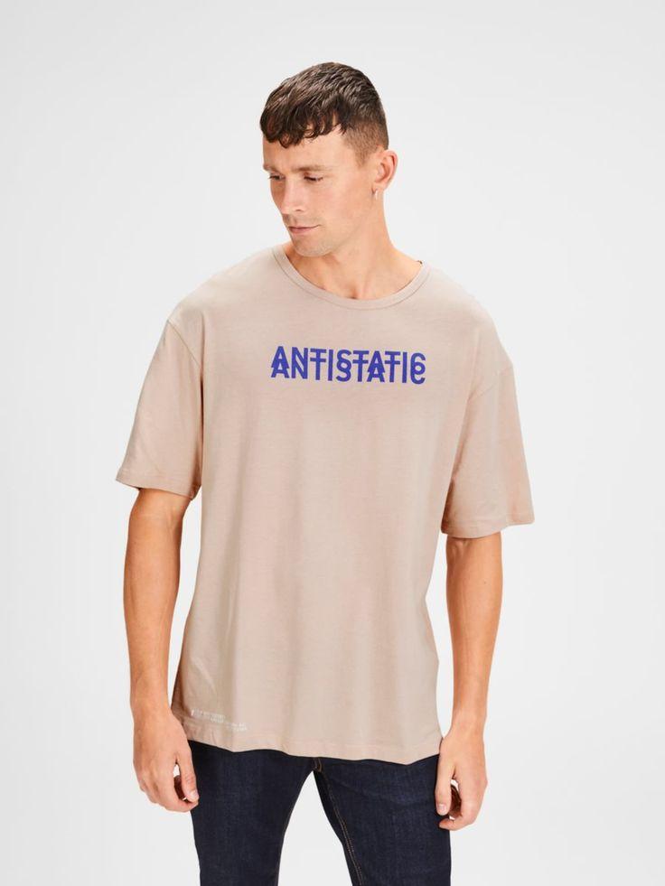 Jack Jones T Shirt Herren Blau Altrosa Grosse Xxl T Shirt Manner Shirts T Shirt
