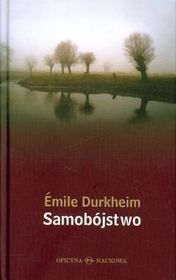 Samobójstwo-Durkheim Emile