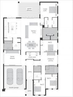 Oasis One - Floor plan