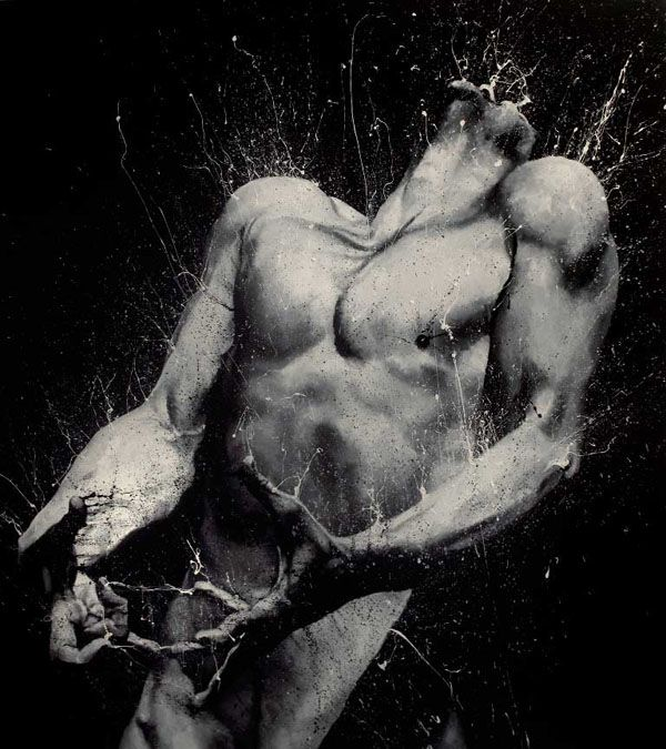 FINGER Painting by Paolo Troilo