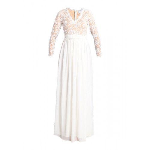 shopandmarry.de: Young Couture by Barbara Schwarzer Ballkleid cream/nude