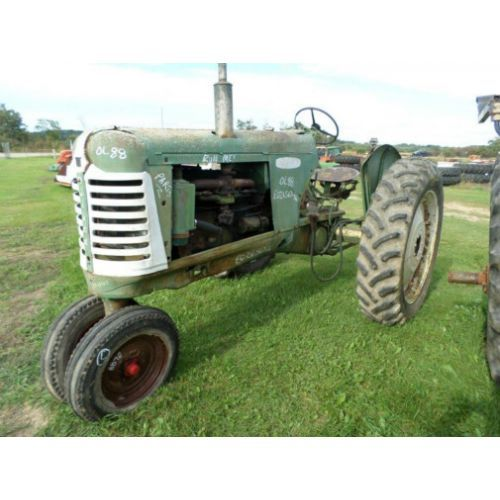 Used Tractor Parts : Best oliver ag equipment images on pinterest tractor