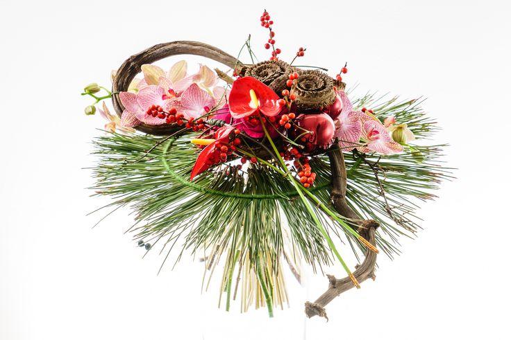 Работа Славы Роска / Floral design by Slava Rosca