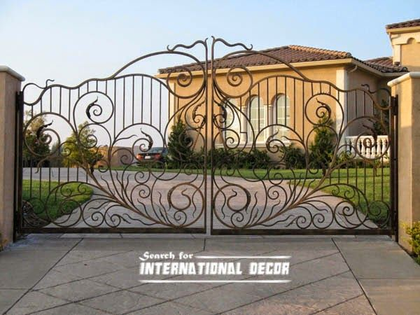The 25 best Front gate design ideas on Pinterest Front gates