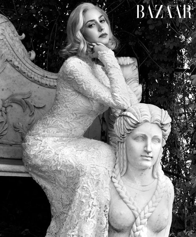 Grace Kelly Granddaughter Harpers Bazaar | Grace Kelly's granddaughter, Jazmin Grace Grimaldi, is featured in her first-ever shoot in the August issue of Harper's Bazaar. #refinery29 http://www.refinery29.com/2015/07/91142/grace-kelly-jazmin-grace-grimaldi-harpers-bazaar