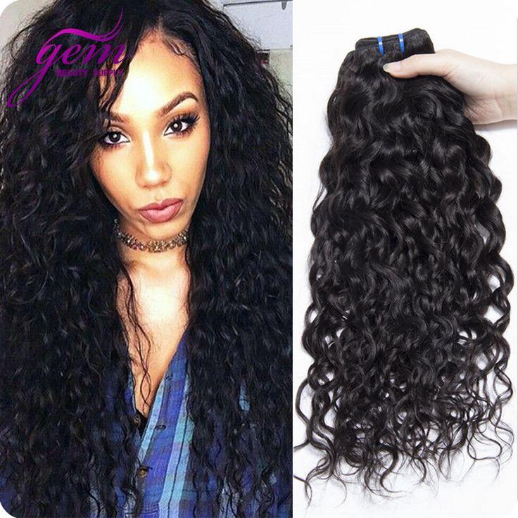 Brazilian Ocean Wave Brazilian Water Wave Virgin Hair 3PCS