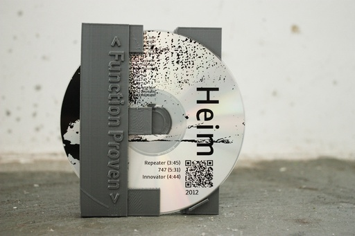 House of Design | News | eerste-3d-geprinte-cd-hoesje-