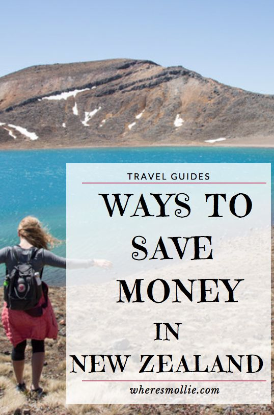 A Complete Guide To Saving Money In New Zealand | Where's Mollie? A UK Travel and Adventure Lifestyle Blog