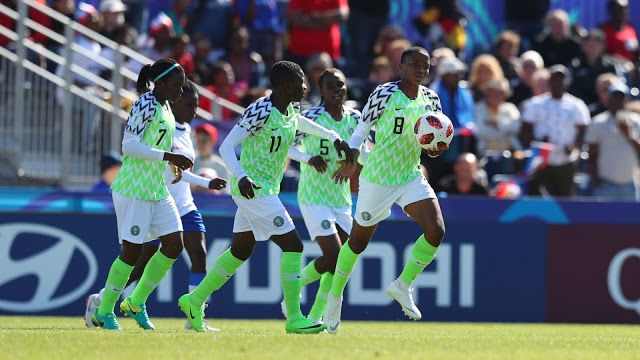 Nigeria To Host The 2020 Under 20 Fifa Women S World Cup Womens Football Football Team