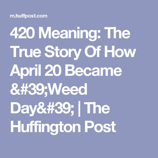 Post Meaning: 17 Best Ideas About 420 Meaning On Pinterest