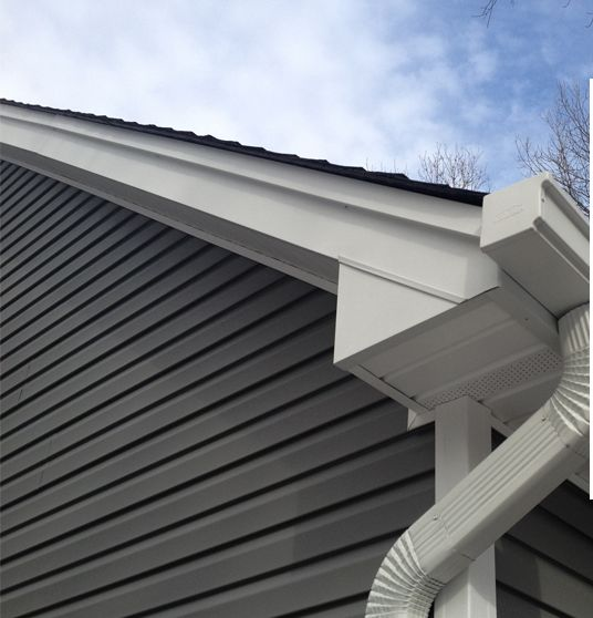 QUALITY PRODUCTS AND INSTALLATION - LOW COST SEAMLESS GUTTERING Seamless Guttering can not only provide better drainage to your property, but also add value to your home!