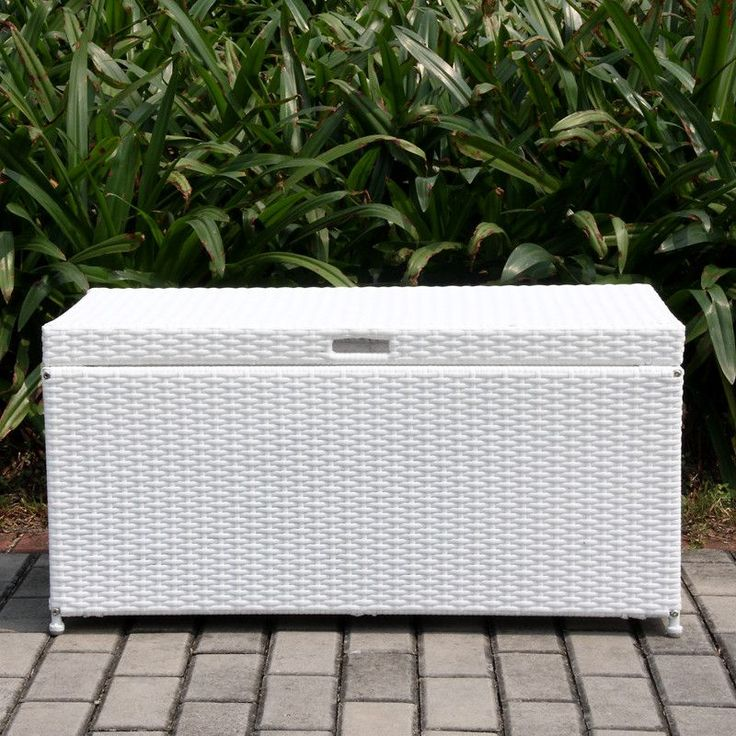 Darren Patio Storage Box