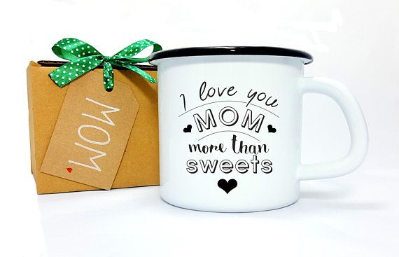 MUG FOR MOM Unique Mother's Day Gift