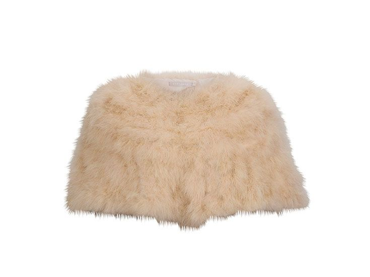 #Stefanel poncho keeps you cosy and warm  #ParndorfMustHave
