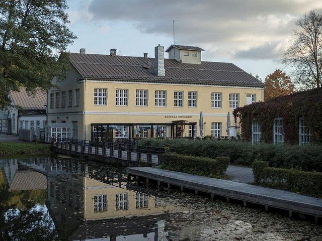 Restaurant Kuparipaja | by visitsouthcoastfinland #visitsouthcoastfinland #Finland #Fiskars #Raasepori #restaurant #ravintola